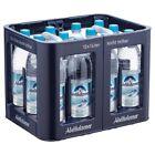 1x 1,00L Adelholzener Mineralwasser Naturell PET Flasche MEHRWEG ohne Kasten