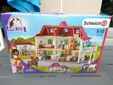 neuf jouet Figurine Centre equestre maison chevaux Horse Club schleich 42416