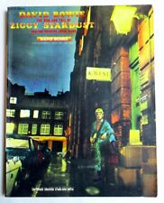 DAVID BOWIE ZIGGY STARDUST BAND SCORE JAPAN GUITAR TAB