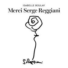 ISABELLE BOULAY - Merci Serge Reggiani CD [K26]