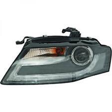 LHD Phares Projecteur Paire LED Dragon Transparent Noir H7 PSY24W pour Audi A