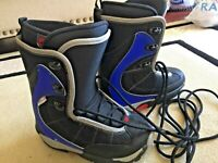 Rossignol Snowboard Boots Sz 8/8.5 women 7/7.5 men MP 25.5