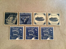 Holland America Line Coasters