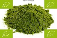 1kg BIO Gerstengraspulver, Gerstengras-Pulver, 100% rein, DEUTSCHER Anbau