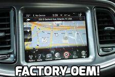 DODGE CHARGER RA4 8.4AN UCONNECT GPS NAVIGATION RADIO 2015 2016