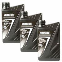 Yamalube GL4 Outboard Gear Oil - SAE90 - 1 Litre - Gear Casing - Gearbox - X3