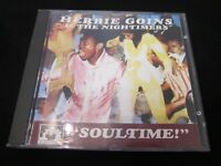 Herbie Goins & The Nightimers - 'Soultime!' - Near Mint - NEW CASE!!!