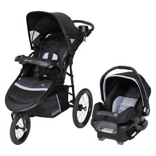 Baby Trend Expedition DLX Jogger Travel System Stroller And Car Seat With Base