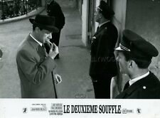 PAUL MEURISSE LE DEUXIEME SOUFFLE MELVILLE 1966 VINTAGE PHOTO ORIGINAL #2