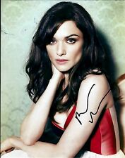 Rachel Weisz signed 8x10 photo - Proof - Youth, The Mummy