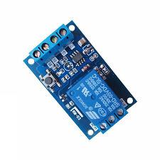 5V Bond Bistable Relay Car Modification Switch Start Stop Self-Locking Module L