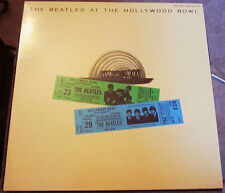 The Beatles At The Hollywood Bowl MINT!
