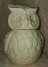 Ganz Ceramic Owl Cookie Jar