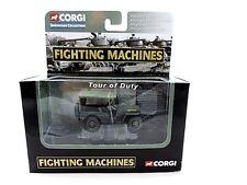 Corgi Fighting Machines Willys 1/4 Ton, 4X4 Utility Vietnam Tour Of Duty New