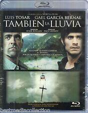 SEALED - Tambien La LLuvia BLURAY Blu-ray Disc GAEL Garcia Bernal BRAND NEW