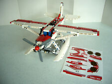 LEGO TECHNIC 42040  //  AVION FIRE PLANE 2 EN 1