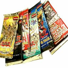 Yugioh GX 6-Pack LOT Collectible PROMOS Boosters FREE SHIPPING