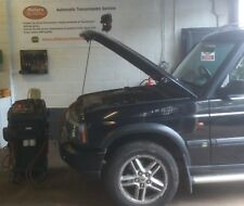 Range Rover,Land Rover,BMW X5 Automatic Transmission Flush/Service.