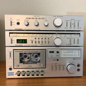 Curtis Mathes (aka NEC) vintage mini stereo component hifi system