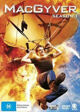 MacGyver : Season 1 (DVD, 2017, 5-Disc Set) R/4
