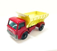 Matchbox 1-75 Lesney 70B-2 Ford Grit Spreader Truck - Great condition-No box