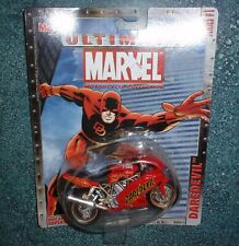 MARVEL Series #1 DAREDEVIL Ducati Supersport 900 1:18 Scale Motorcycle Model NEW