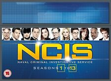 NCIS Complete Series Seasons 1+2+3+4+5+6+7+8+9+10+11+12+13 DVD Box Set Dent