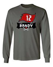 Tom Brady Tampa Bay Buccaneers Bucs TB12 Men's Long Sleeve T-Shirt