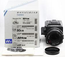 *EXC++* Hasselblad 501CM Medium Format 501 + 80mm f2.8 CB 1:2.8/80 Acute Matte D