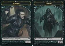 Vampire Token 004 | Zombie Token 005 Near Mint MTG Commander 2017 C17 2B3