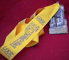 2007 1st Twilight Zone Tower Of Terror 13K Race Medal Walt Disney World Marathon