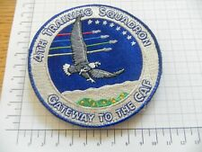 PATCH ARMEE TERRE AIR USA FRANCE ARMY FLIGHT MILITAIRE AIRSOFT / SQUADRON 112