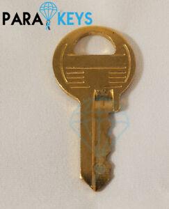 Master Lock 2751-3000 Cut No.1 Padlock Key Replacement *READ DESCRIPTION*