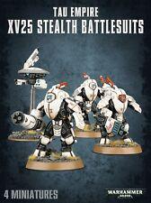 Warhammer 40k Tau Xv25 Stealth BATTLESUITS 2018