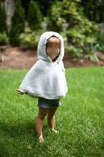 Baby Girl Cashmere Rabbit Fur Cape for Formal Party Christmas Gift NWT 6-12m 2K