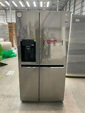 LG GSL560PZXV American Fridge Freezer - Stainless Steel - #LF25182