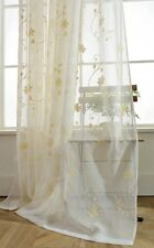 Romantic Voile Curtains for Living Room, Bedroom, Kitchen, Kids Room