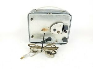 Vintage Kodak Brownie 500 8mm Movie Projector A5 - Neeps Lamp - Free Shipping