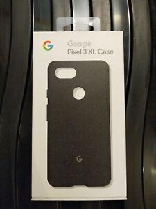 Google Pixel 3XL Fabric Case GA00494 Carbon Grey