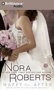 Bride (Nora Roberts): Happy Ever After 4 by Nora Roberts (2010, CD, Abridged) 06