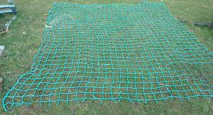 2 * 1.4 m cargo rope scramble net play set climbing frame safety Net