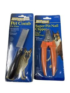 Four Paws Magic Coat super Pet Nail Clipper Trimmer COMB Large USA FREE SHIP