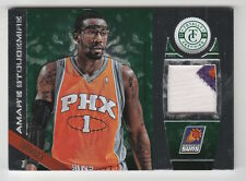 2013/14 TOTALLY CERTIFIED AMARE STOUDEMIRE TOTALLY GREEN 3 COLOR PATCH 2/5