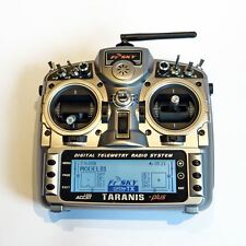 FrSky 2.4 GHz ACCST TARANIS X9D PLUS DIGITALE Telemetry TRASMETTITORE RADIO