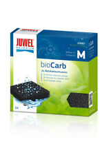 GENUINE JUWEL BIOCARB COMPACT CARBON Sponge X2 Bioflow 3.0 M filter media pad