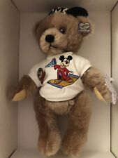 Annette Funicello Bear Co Limited Edition Days Of The Week Wednesday Disney Bear