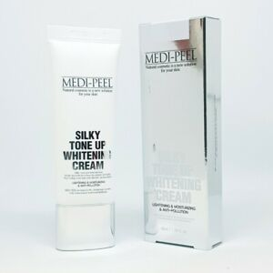 Medi Peel Silky Tone Up Whitening Cream 40ml Lightening Moisturizing K-Beauty