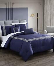 Hallmart Collectibles Birena 5 Piece California King Comforter Set Multi $220
