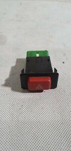 Mitsubishi Pajero Shogun MK2 91-99 Hazard Warning Light Switch Push Button