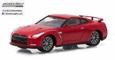 1:64 GreenLight *MOTOR WORLD R15* Red 2014 Nissan GT-R R35 *NIP!*